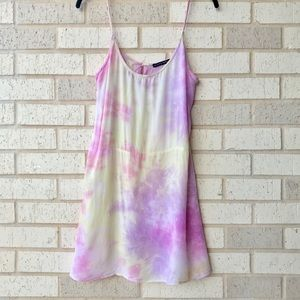 Brandy Melville Tye Dye Tank Sun Dress